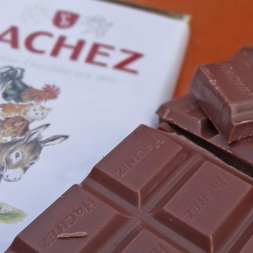 Made in Bremen: Hachez-Chocolade