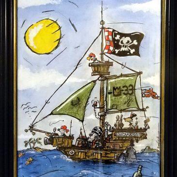 Die Stadtmusikanten-Piraten