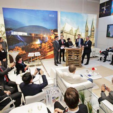 Bremen trifft die Welt: Zu Gast auf der ITB
