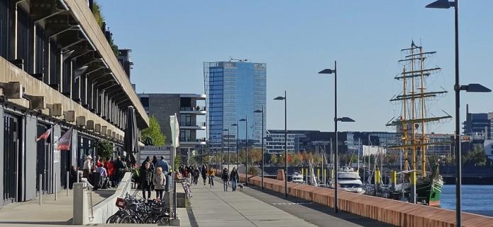 Der Europahafen
