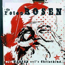 """Das Cover der Roten Rosen """"Warten aufs Christkind"""", Rechte: JKP"""