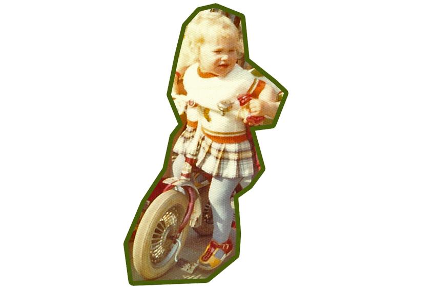Rückblick: SchädelMädel vor 40 Jahren