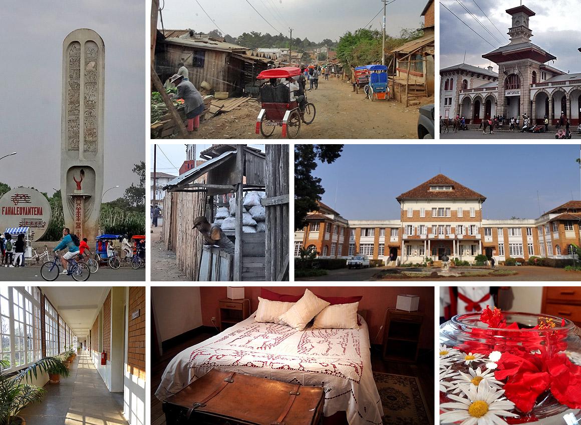Antsirabe - im Hochland von Madagaskar