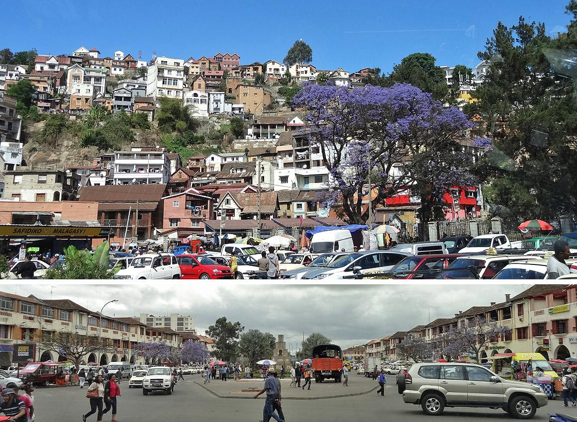 Antananarivo - Hauptstadt von Madagaskar