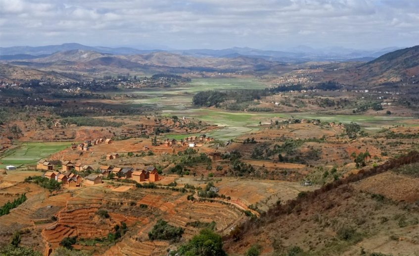 Spektakuläre Landschaften in Madagaskar