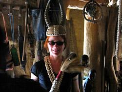 Ritual in Benin