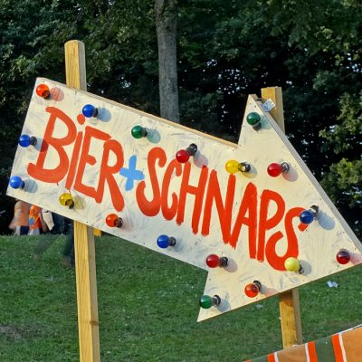 Bier und Schnaps