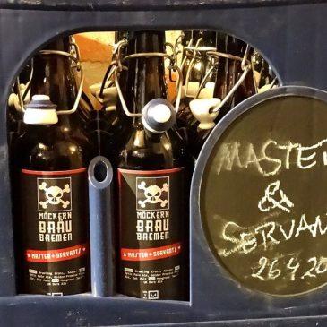 "Zartes Bitter ""Master + Servants"""