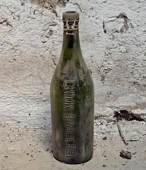 Flaschenfund