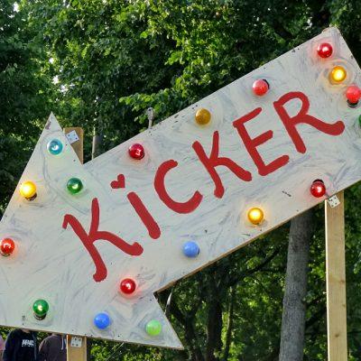 Zum Kicker