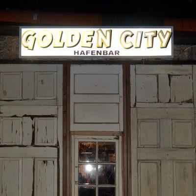Golden City Hafenbar