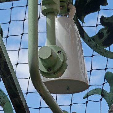 Glockenspiel – Hammerschläge auf Porzellan