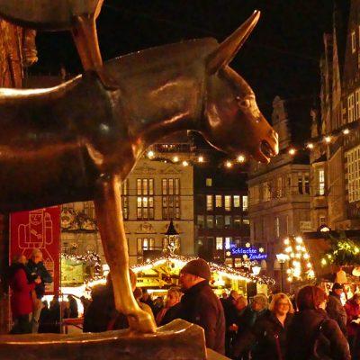 Der Glücksesel von Bremen