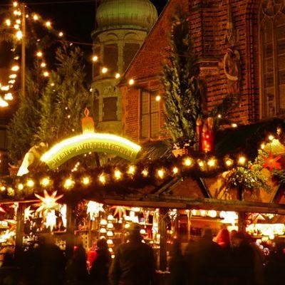 Der Weihachtsmarkt auf dem Liebfrauenkirchhof