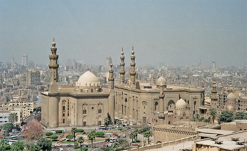 Kairo - Blick von der Zitadelle