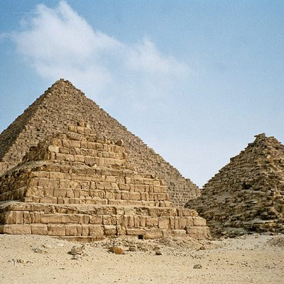 Gizeh - Pyramiden