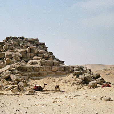 Gizeh - Pyramide
