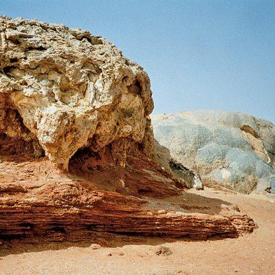 Weiße Wüste - Crystal Mountain