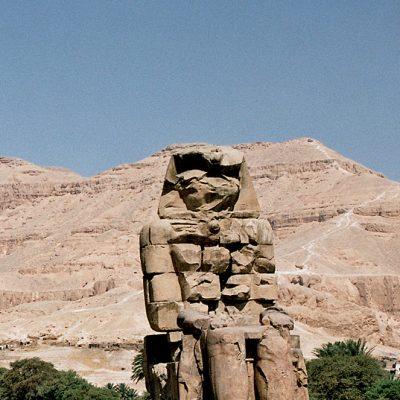 Luxor - Koloss von Memnon