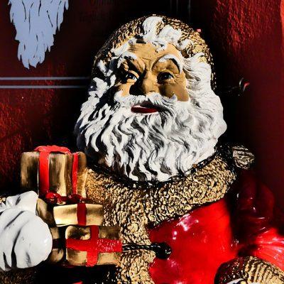 Weihnachtsladen im Schnoor
