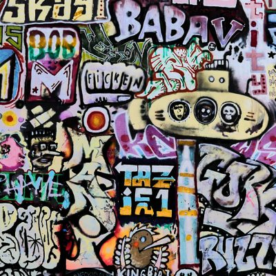 Streetart im Ostertor