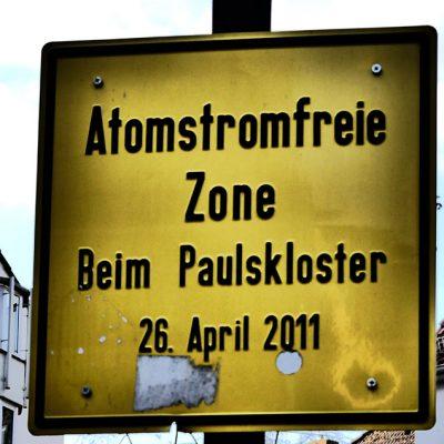 Atomstromfreie Zone