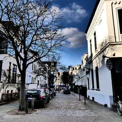 Wohnstraße im Ostertor