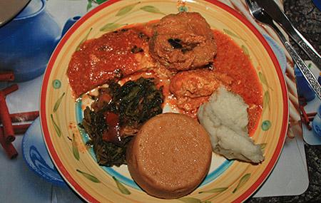 Spezialitäten aus Benin