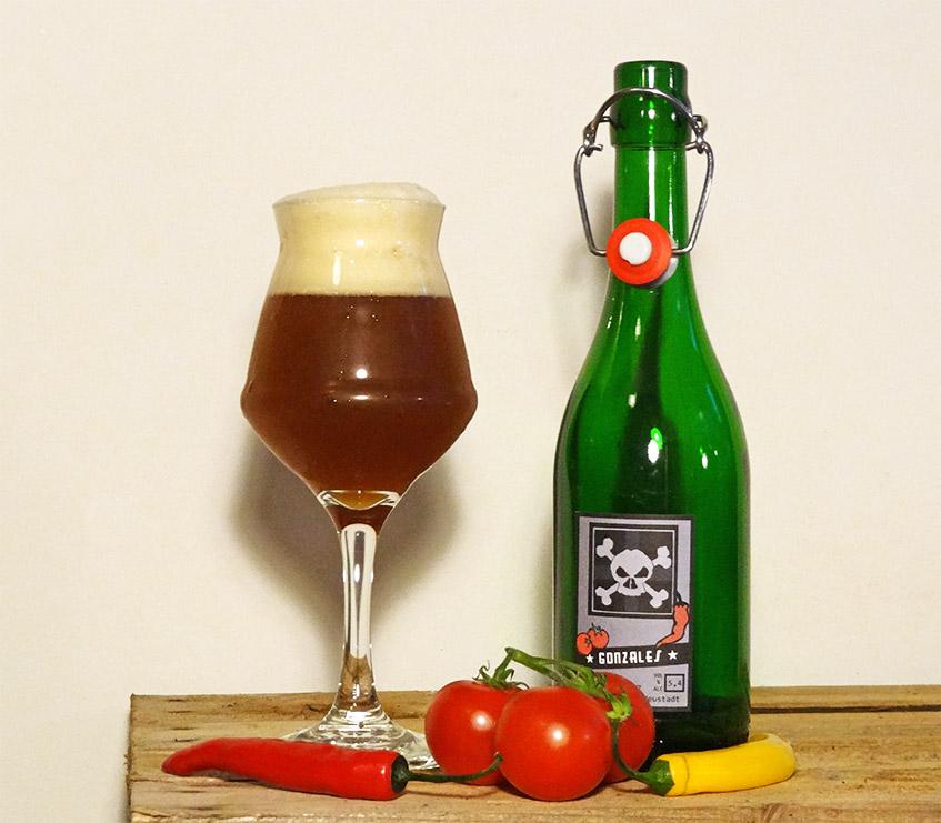 "Tomaten-Chili-Bier ""Gonzales"""
