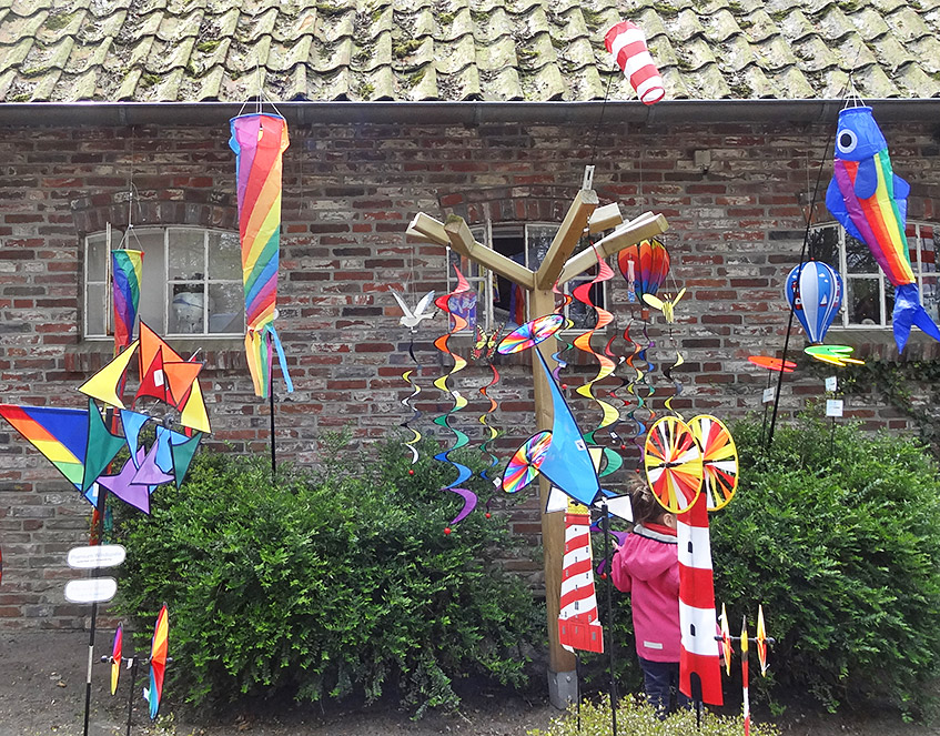 Kitsch und Kunst - Laden in Dangast