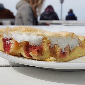 Dangast und der Rhabarber-Kuchen