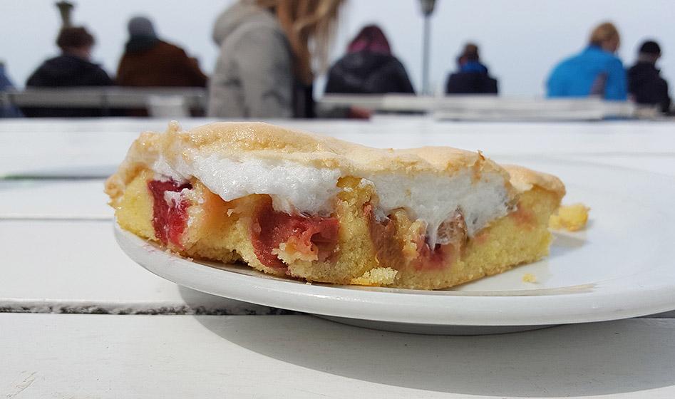 Schadelmadel Dangast Und Der Rhabarber Kuchen