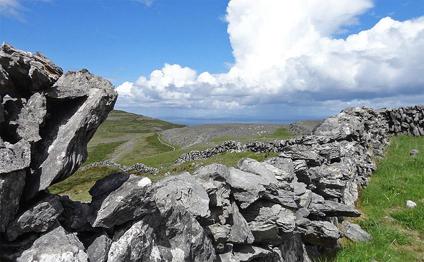 Irland – Wandern auf dem Burren Way