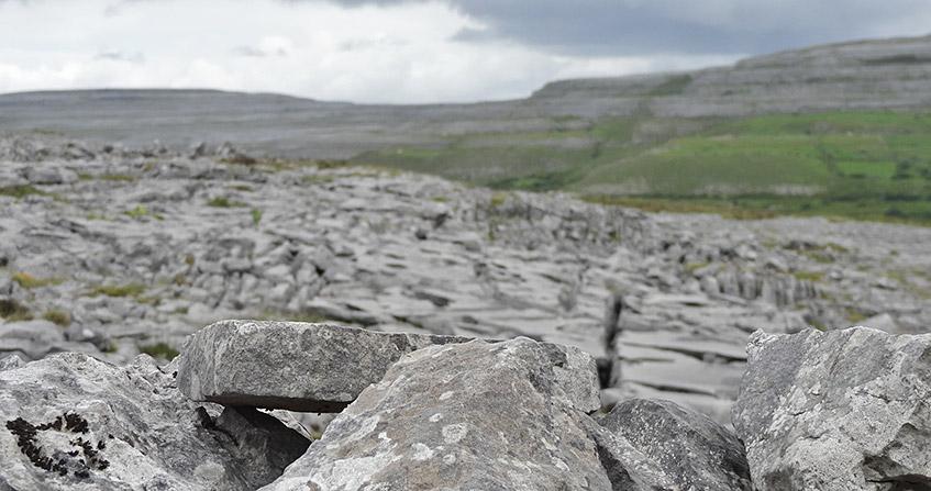 Burren - Steine, Steine, Steine
