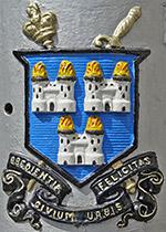Dublin Wappen