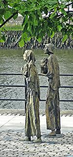 Auswanderer Dublin