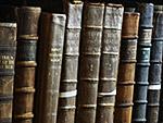 Bücher im Trinity College