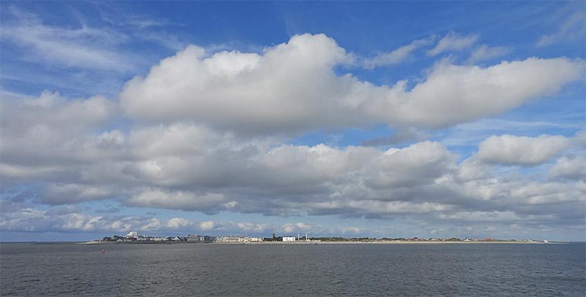 Norderney in der Nordsee