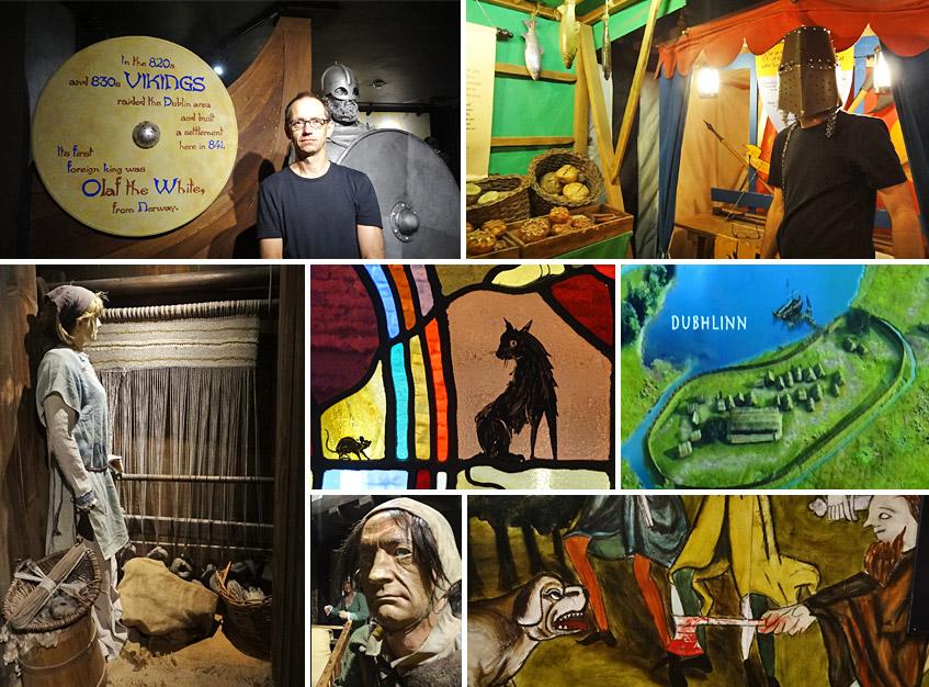 Dublinia - Mitmach-Museum zur Geschichte von Dublin