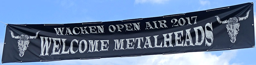 Welcome Metalheads