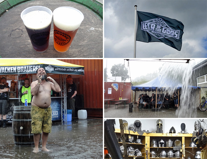 Wacken Brauerei - Beer of the Gods