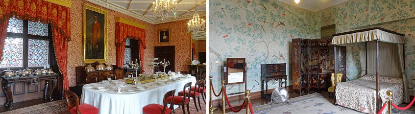 Räume des Kilkenny-Schlosses