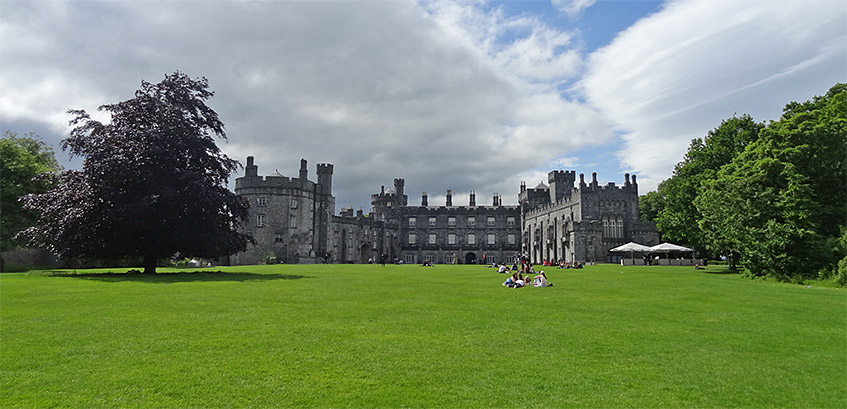 Schloss in Kilkenny