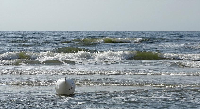 Surfen-Boje