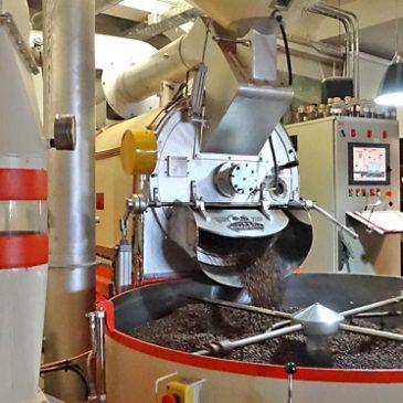 Bremens Kaffeemacher: Lloyd Caffee im Holzhafen