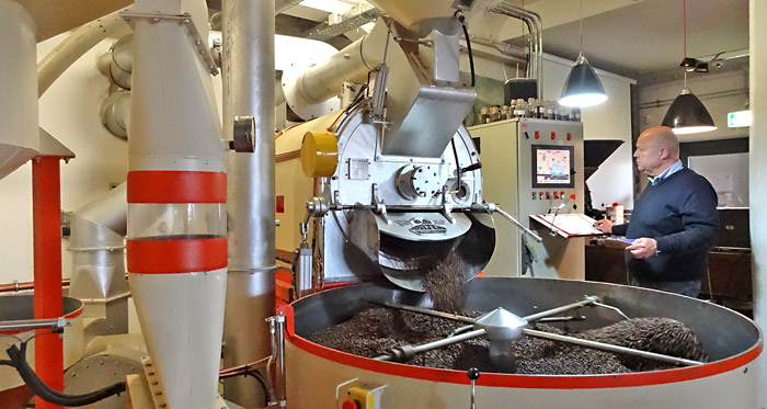 Kaffeerösterei Lloyd Caffee