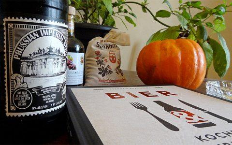 Bier - Kochen, Kombinieren, Genießen