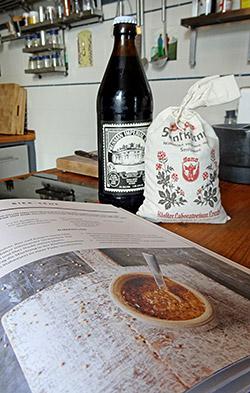 Bier-Senf nach Jesse Vallins