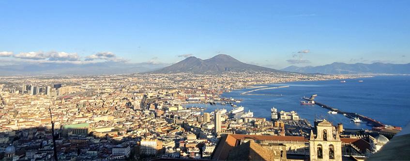 Neapel – Streetart im Welterbe