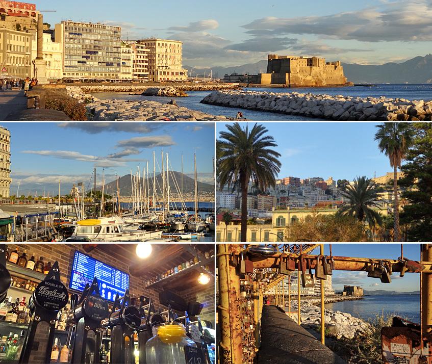 Neapels Wasserkante - Chiaia